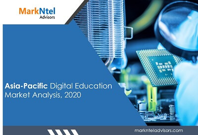 APAC Digital Education Market Analysis, 2020