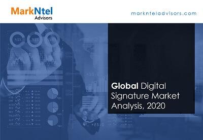 Global Digital Signature Market Analysis, 2020