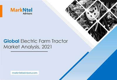 Global Electric Farm Tractor