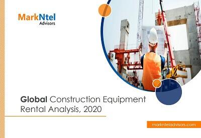 Global Construction Equipment Rental Analysis, 2020