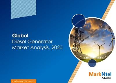 Global Diesel Generator Market Analysis, 2020