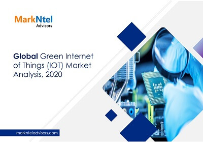 Global Green Internet of Things (IOT) Market Analysis, 2020