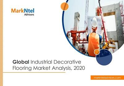 Global Industrial Decorative Flooring Market Analysis, 2020