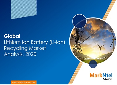 Global Lithium Ion Battery (Li-Ion) Recycling Market Analysis, 2020