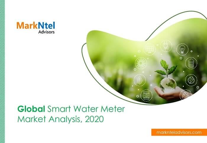 Global Smart Water Meter Market Analysis, 2020