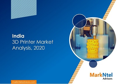 India 3D Printer Market Analysis, 2020