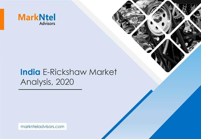 India E-Rickshaw Market Analysis, 2020