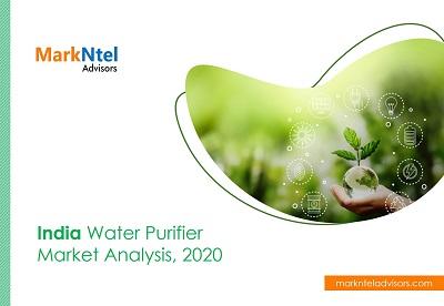 India Water Purifier Market Analysis, 2020