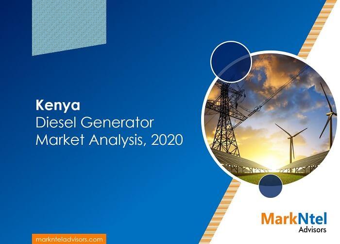 Kenya Diesel Generator Market Analysis, 2020