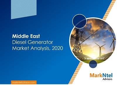 Middle East Diesel Generators Market Analysis, 2020