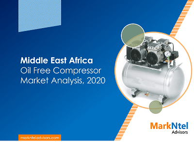 Middle East & Africa Oil Free Compressor Market Analysis, 2020