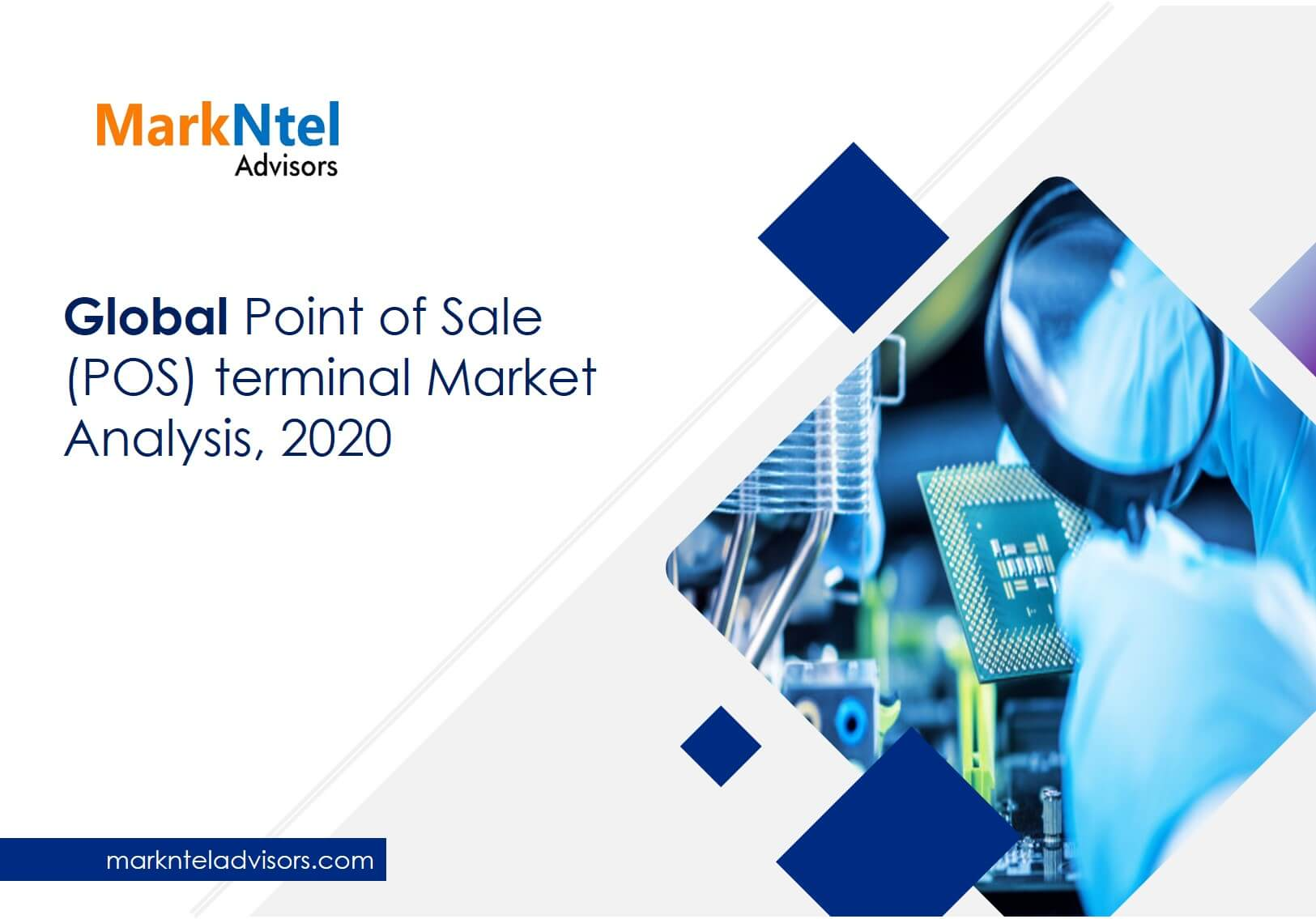 Global Point of Sales (POS) Terminal Market Analysis, 2020