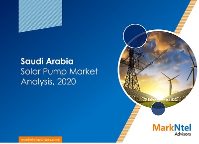 Saudi Arabia Solar Pump Market Analysis, 2020