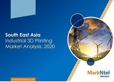 South East Asia Industrial 3D Printing Market Analysis, 2020