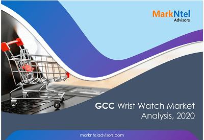 GCC Wrist Watch Market Analysis, 2020