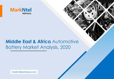 Middle East & Africa Automotive Battery Market Analysis, 2020