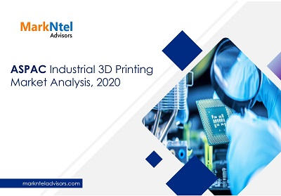 Asia Pacific (ASPAC) Industrial 3D Printing Market Analysis, 2020