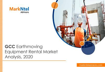 GCC Earthmoving Equipment Rental Market Analysis, 2020